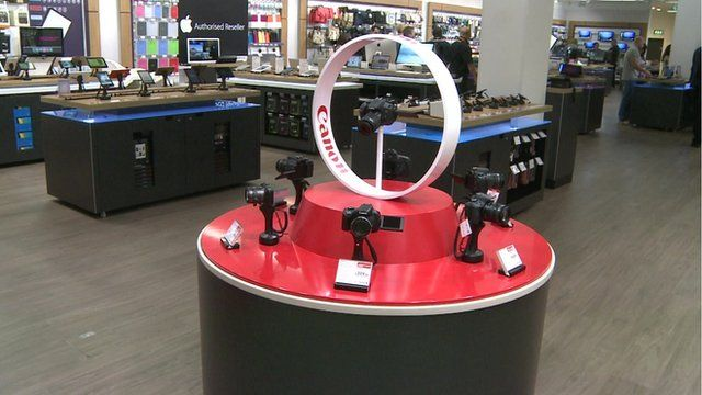 Currys and PC World shop