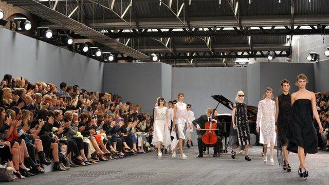 Erdem fashion show
