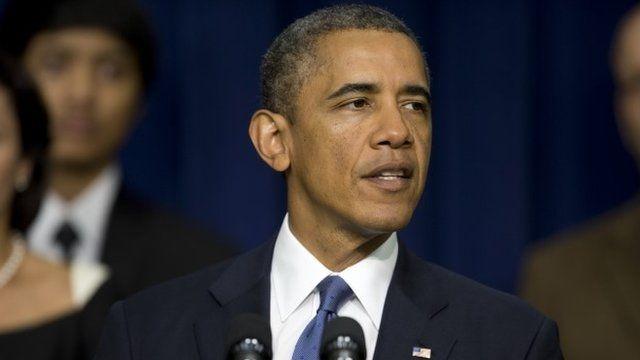 President Obama gives a speech on the Washington Navy Yard shooting