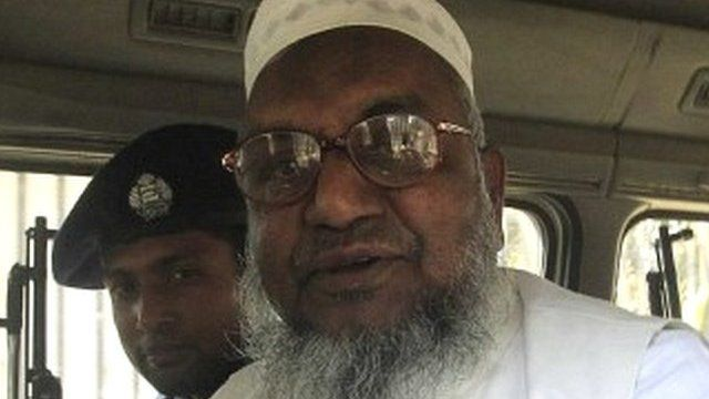 Abdul Quader Mollah - File photo from February 2013