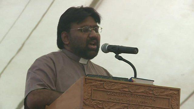 Reverend Aftab Gohar