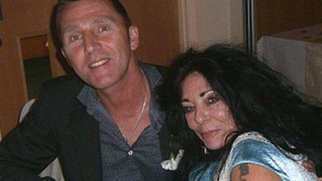 Adrian Muir and Pamela Jackson
