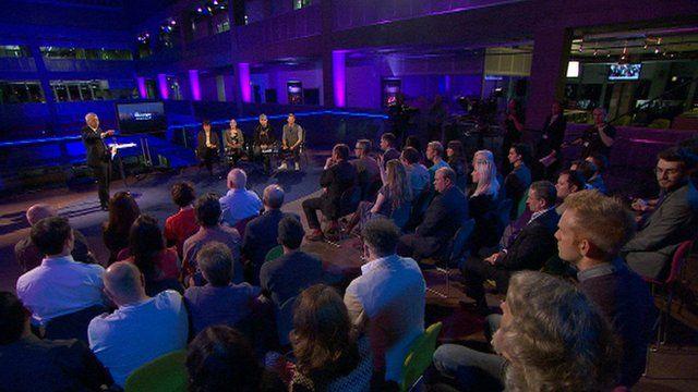 Newsnight Scotland debate