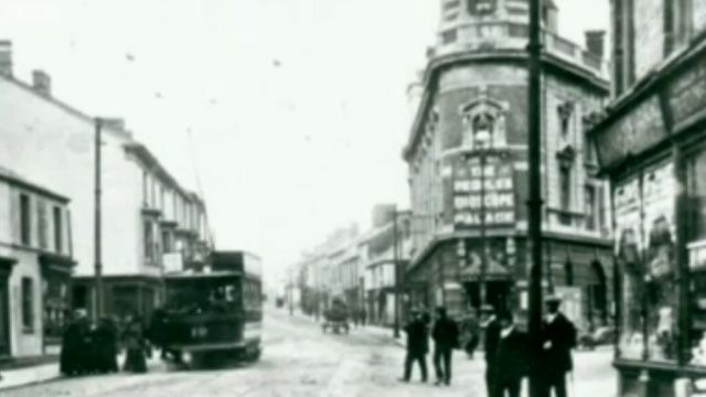 The Palace Theatre in its heyday