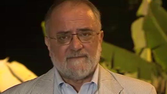 Ahmed Rashid, a Pakistani author and analyst