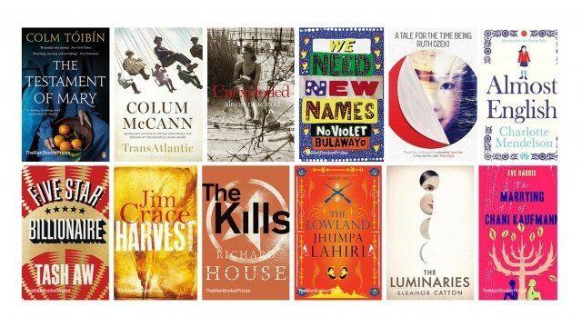 Man Booker long list