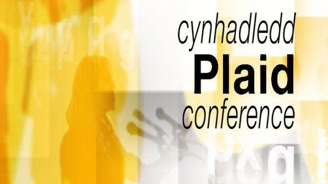 Plaid Cymru's 2013 conference