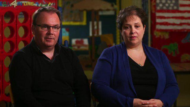 Catherine and Michael Whelan