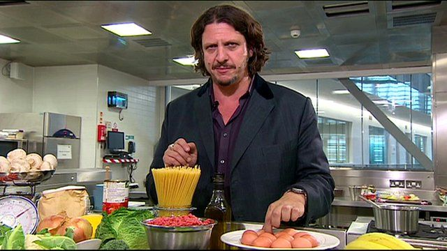 Food critic and writer Jay Rayner