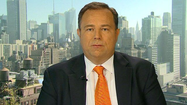 President and CEO of Newsmax media, Christopher Ruddy