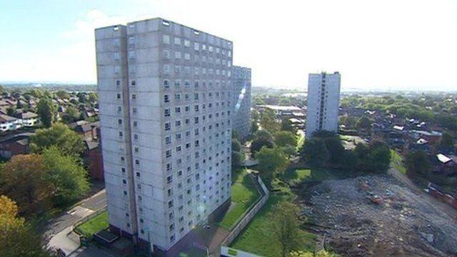 Lenton flats