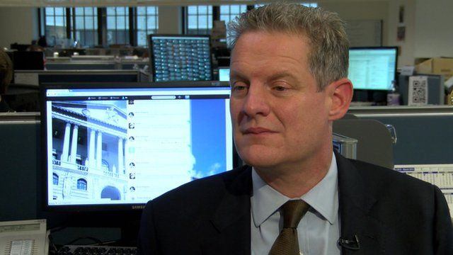 Spencer Dale, Bank of England chief economist