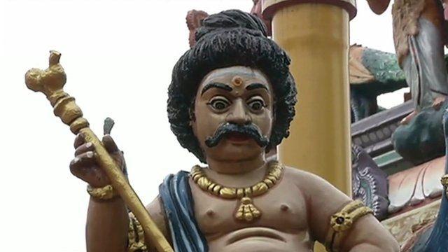 Statue in Malaysia