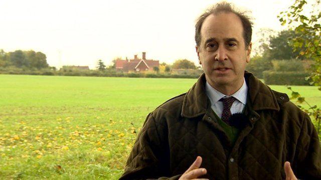 Brooks Newmark MP