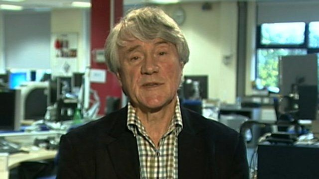 Professor Alan Maryon-Davis from King's College