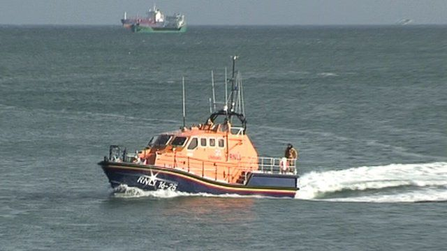 Moelfre Lifeboat