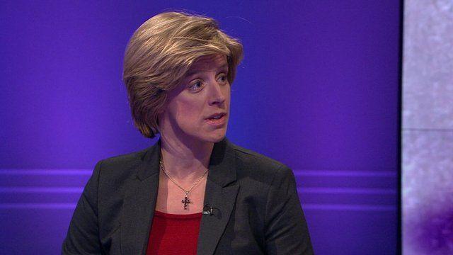 Conservative MP Charlotte Leslie