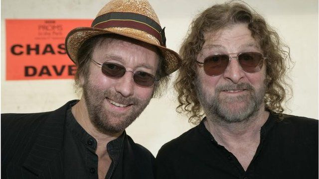 Dave Peacock and Chas Hodges