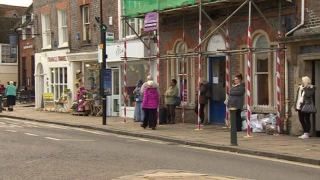 Wallingford retailers can apply for the money