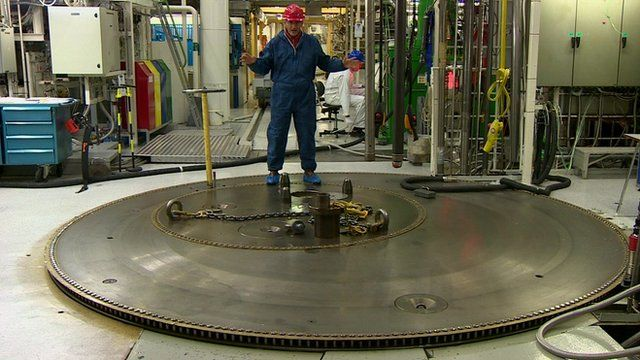 Nuclear reactor at the Norwegian test-site for thorium