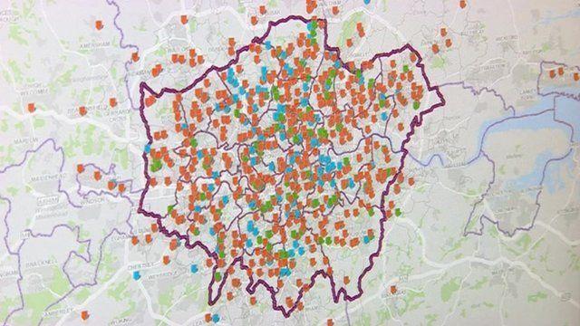London school atlas