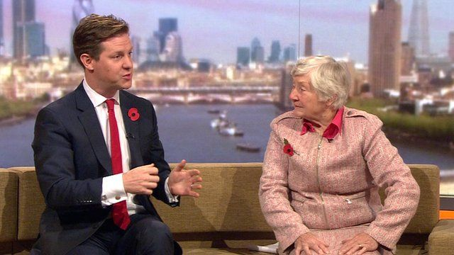 Fraser Nelson and Baroness Shirley Williams