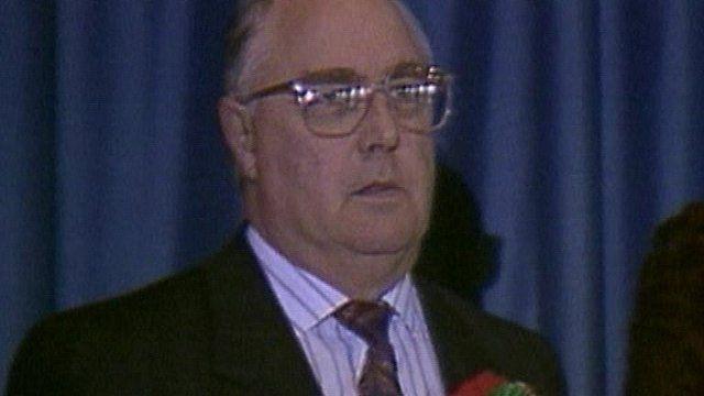 Eddie McGrady Former SDLP MP Eddie McGrady dies