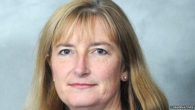 Dr Sarah Wollaston, conservative MP for Totnes