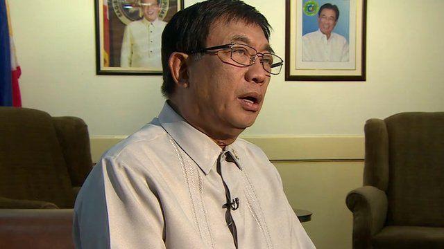 Enrique Ona, Philippine Secretary of Health