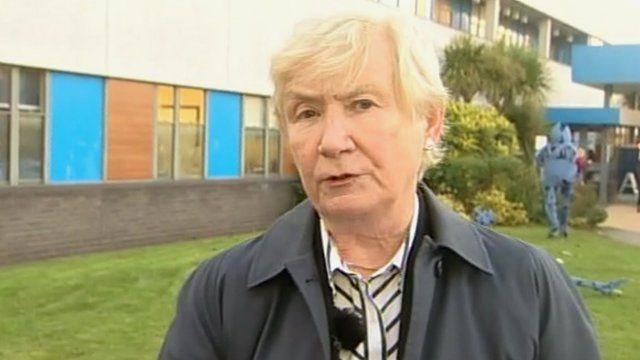 Dr Sally Irvine