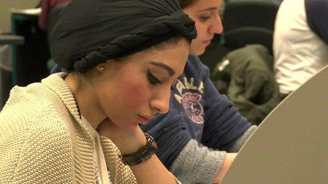 Zahraa Almazdi