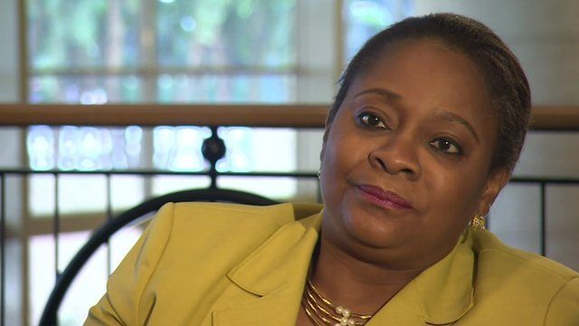 Arunma Oteh, the director general of the Securities and Exchange Commission