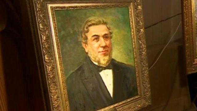 Portrait of John Hughes