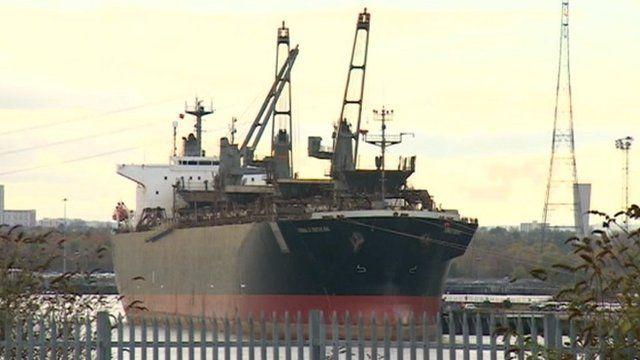 Donald Duckling vessel