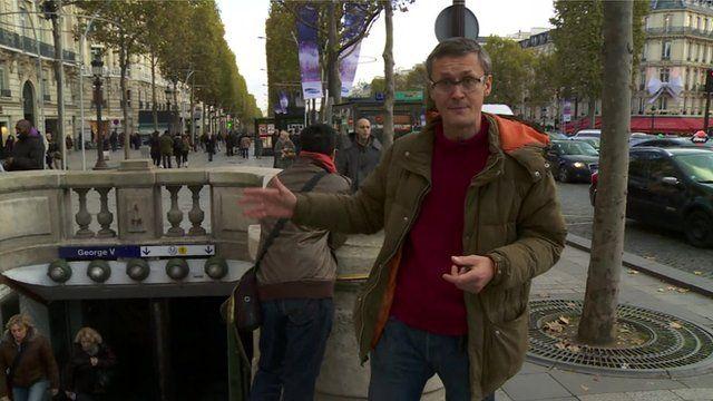 The BBC's Hugh Schofield