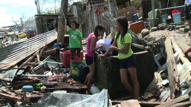Tacloban streets