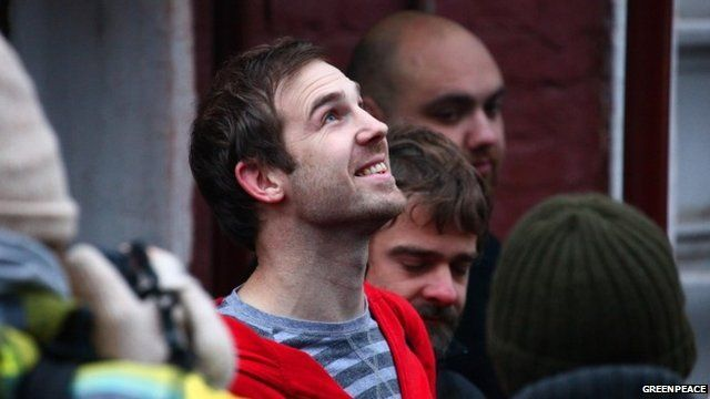 Kieron Bryan, after being granted bail