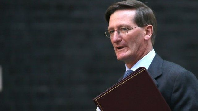 Attorney General, Dominic Grieve
