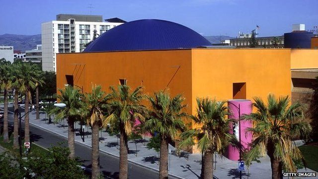 The Tech Museum of Innovation in Silicon Valley, California