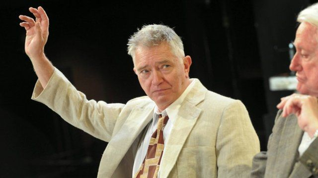 Martin Shaw in Twelve Angry Men at the Garrick Theatre in London