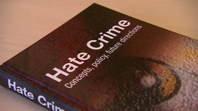Hate crime survey