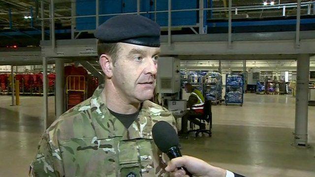 Colonel Stephen Heron