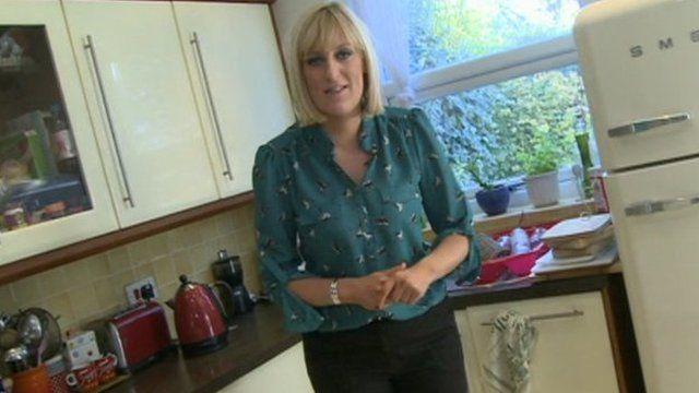 BBC reporter Steph McGovern