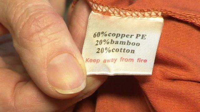 Copper pyjamas