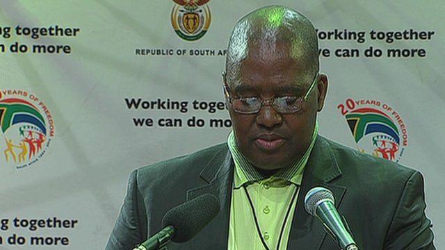 Lt Gen Themba Matanzima