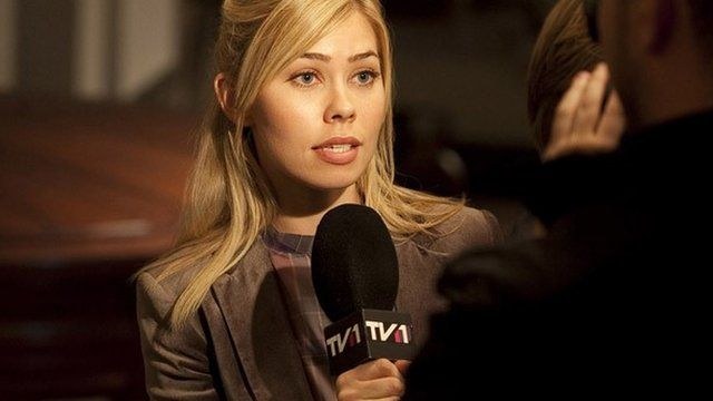 Birgitte Hjort Sørensen as Katrine Fonsmark in Borgen