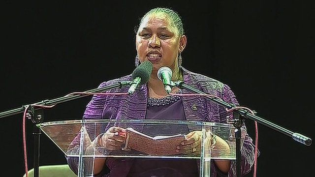 Hendrietta Bogopane-Zulu