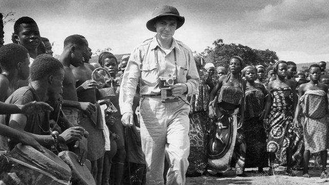 Eliot Elisofon in Africa