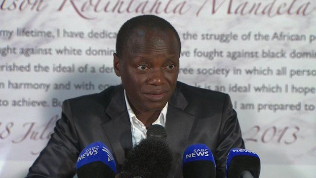 Collins Chabane, Minister in the South African Presidency
