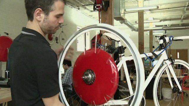 Electric Wheel